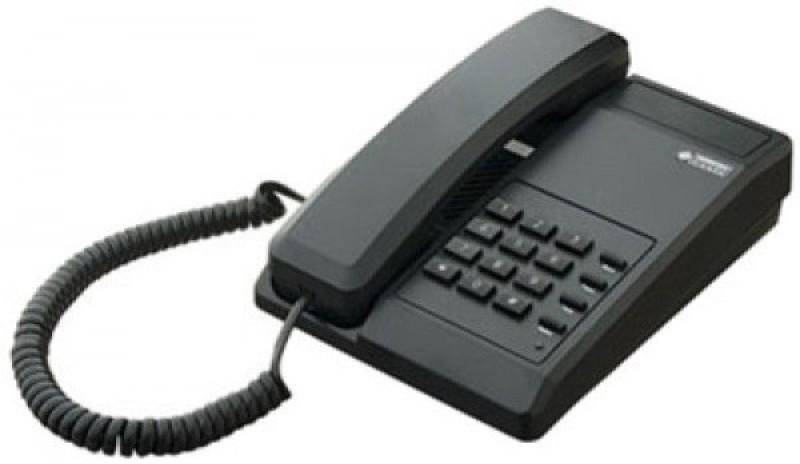 Beetel BT-B11 Corded Landline Phone(Black)
