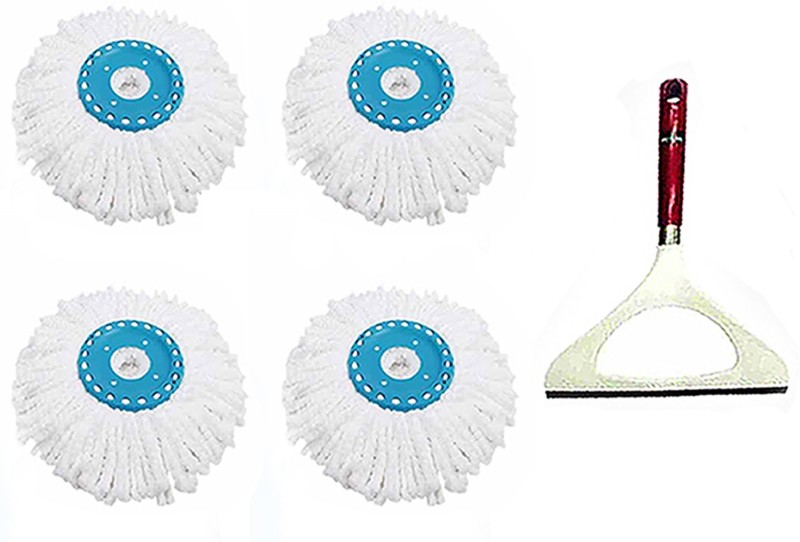 THUNDERFIT REFILL-CLEANING-46 Wet & Dry Mop(Multicolor)