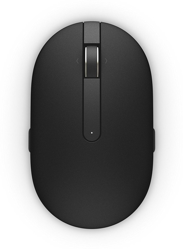 Dell WM326 Wireless Laser Mouse(USB, Black)