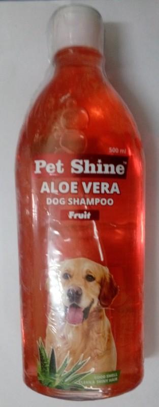 skyec Pet Shine Shampoo Fruit Conditioning Fruit Dog Shampoo(500 ml)