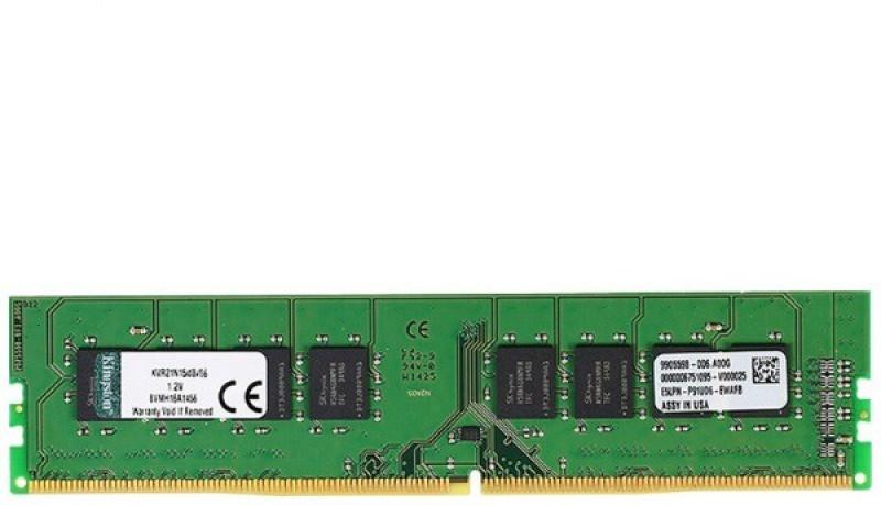 Kingston VALUE DDR4 4 GB (Dual Channel) PC SDRAM (4GB DDR4 DESKTOP(PC) RAM)(Green)