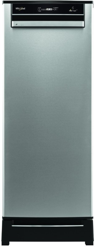 Whirlpool 215 L Direct Cool Single Door Refrigerator(Alpha Steel, 230...