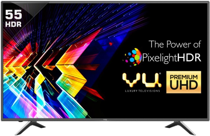 VU LTDN55XT780XWAU3D 55 Inches Ultra HD LED TV