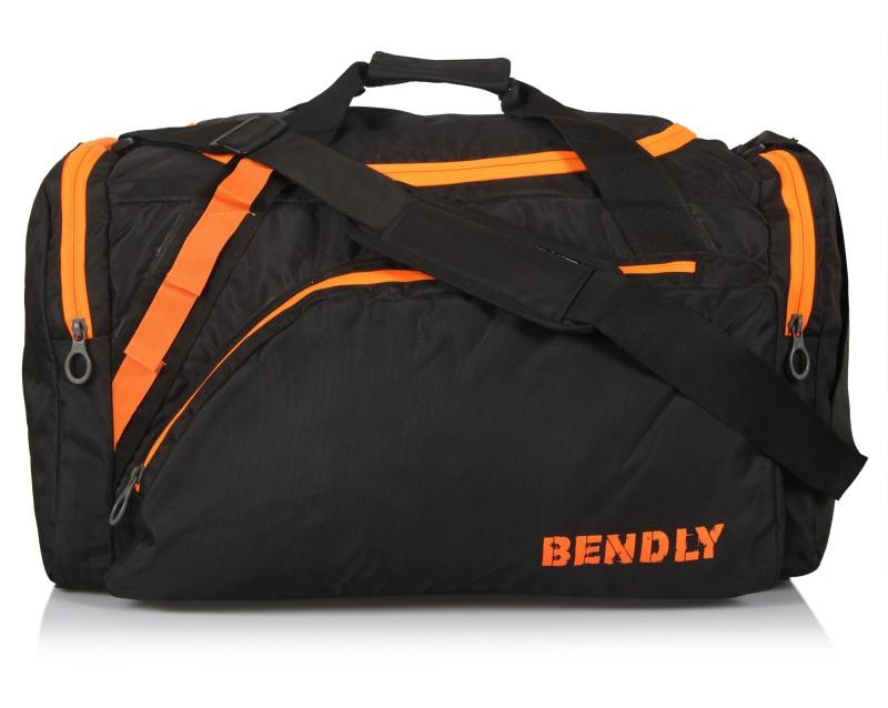 Bendly Travelyf Travel Duffel Bag(Black)