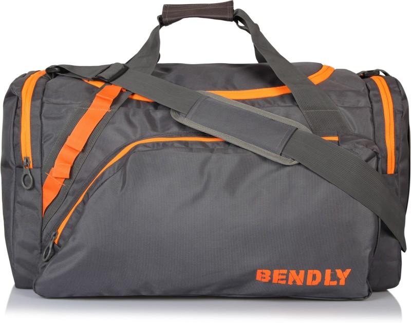 Bendly Travelyf Travel Duffel Bag(Grey)