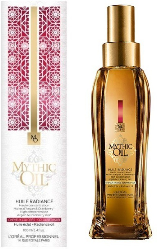 LOreal Mythic Oil Huile Radiance for Coloured Hair Hair Oil(100 ml)