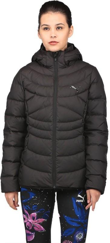 Puma Full Sleeve Solid Women Sports Jacket