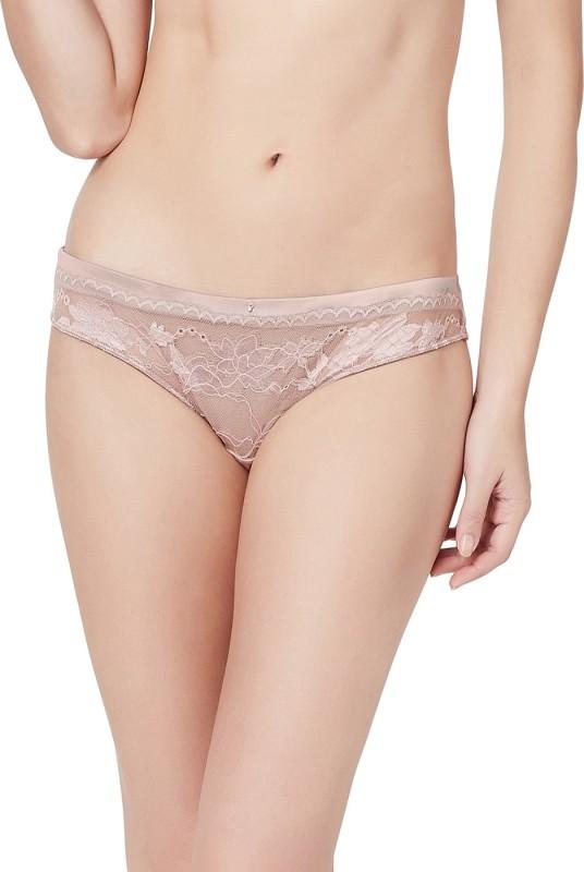 Amante Women Bikini Beige Panty(Pack of 1)