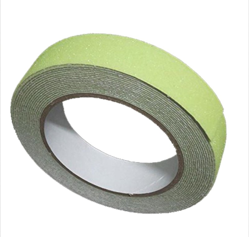 AREX Glow in the Night 2Inch x 4 Feet 50.8 mm x 1.2192 m Green Reflective Tape(Pack of 1)