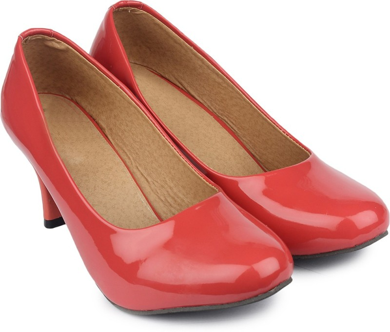Do Bhai Women Peach Heels