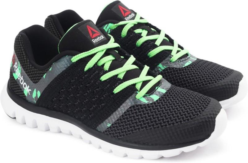 Reebok SUBLITE TRANSITION Running Shoes For Women(Black)