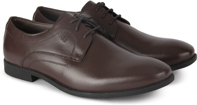 Arrow Hobbs Lace Up shoes For Men(Brown)