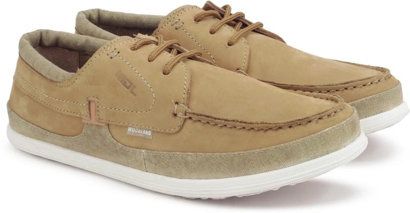 Woodland Sneakers(Tan)