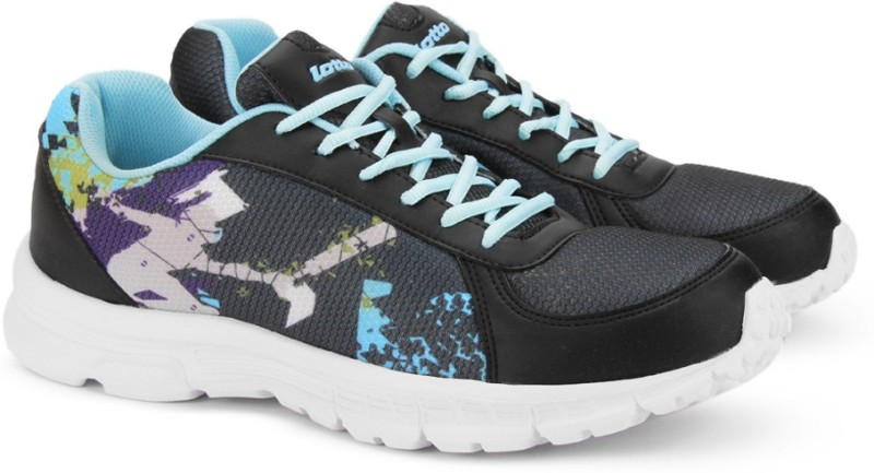 Lotto Portlane subli Running Shoes(Black)