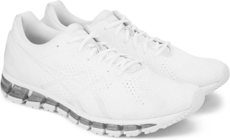 Asics GEL-QUANTUM 360 KNIT Running Shoes For Men(White)