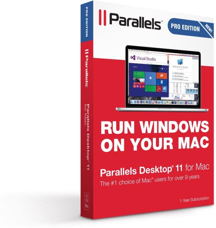 parallels Desktop 11 For Mac(Lifetime, 1 PC) Image