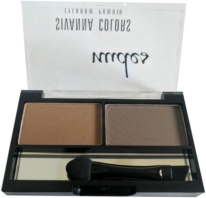 Sivanna Nudes Eyebrow Powder with Brush 8 g(HF122)