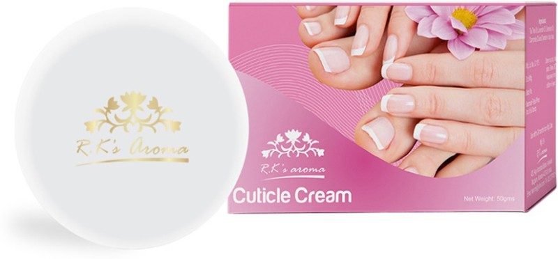 Rks Aroma Cuticle cream, 50 gms(50 g)