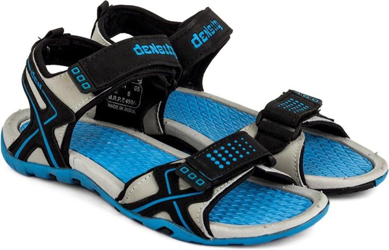 Corpus Women Blue Sports Sandals