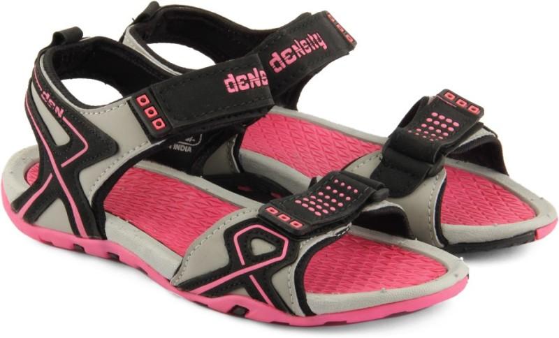 Corpus Women Pink Sports Sandals