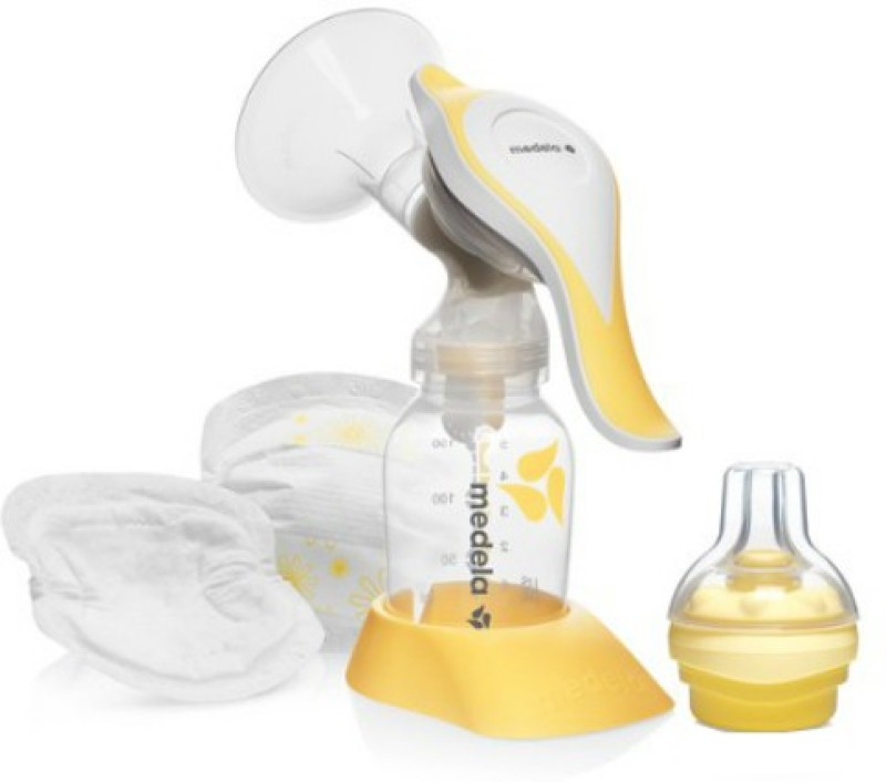 Medela Harmony Pump & Feed Set - Manual(Yellow)