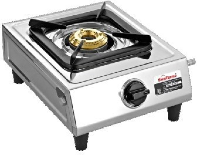 Sunflame sf-single burner Steel Manual Gas Stove(1 Burners)