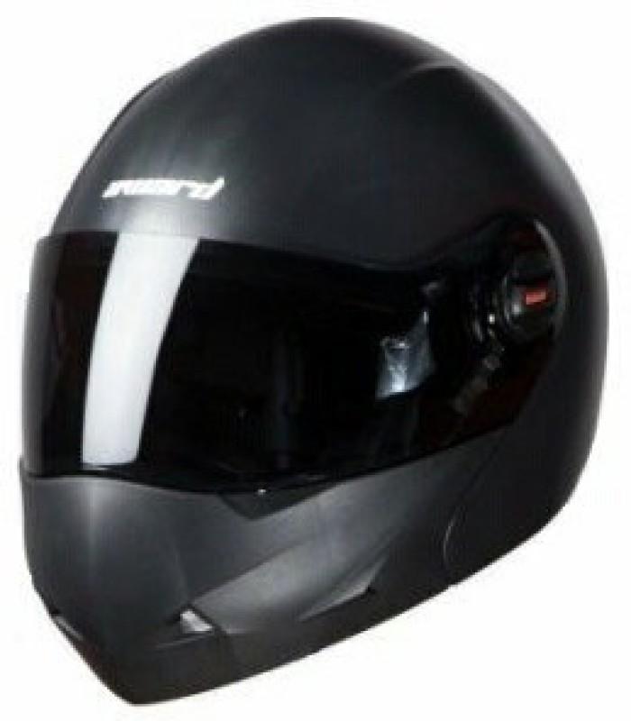 Steelbird Award Motorbike Helmet(Black)