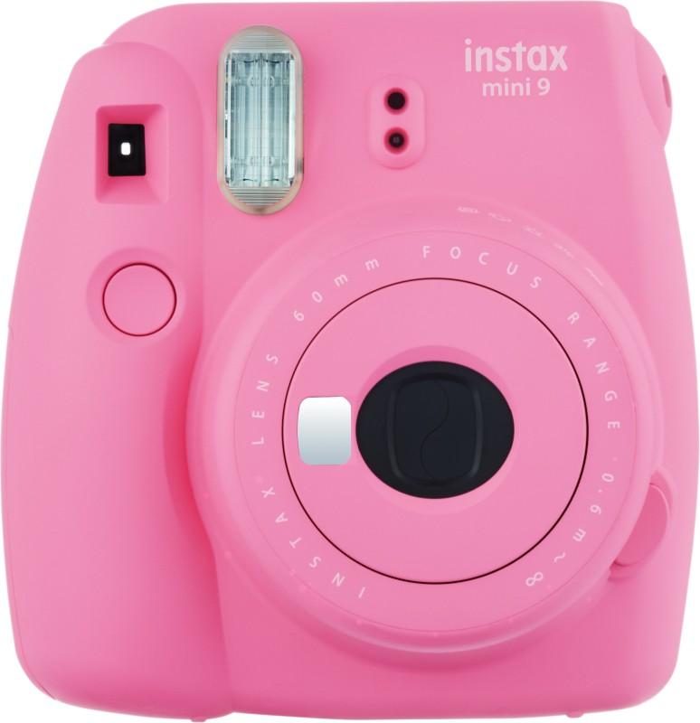 Fujifilm Instax Camera Instax Mini 9 Instant Camera(Pink) Instax Mini 9