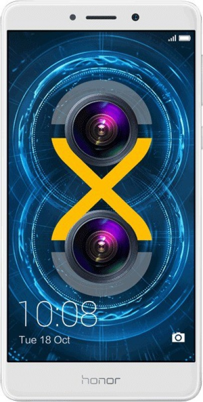 Honor 6X (Silver, 32 GB)(3 GB RAM)