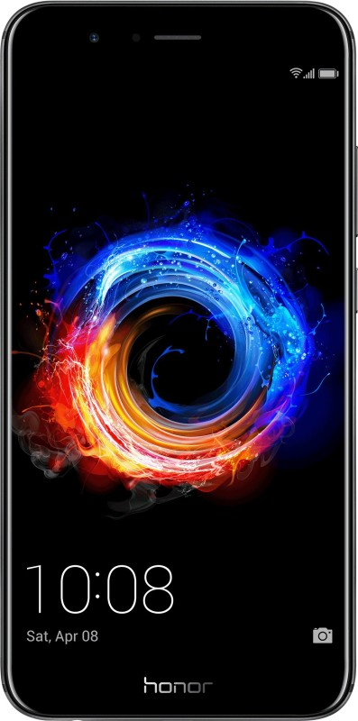 Honor 8 Pro (Midnight Black, 128 GB)(6 GB RAM)