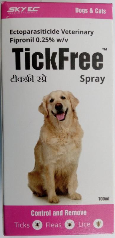 skyec Fleas & Tick Removal Spray(100 ml)
