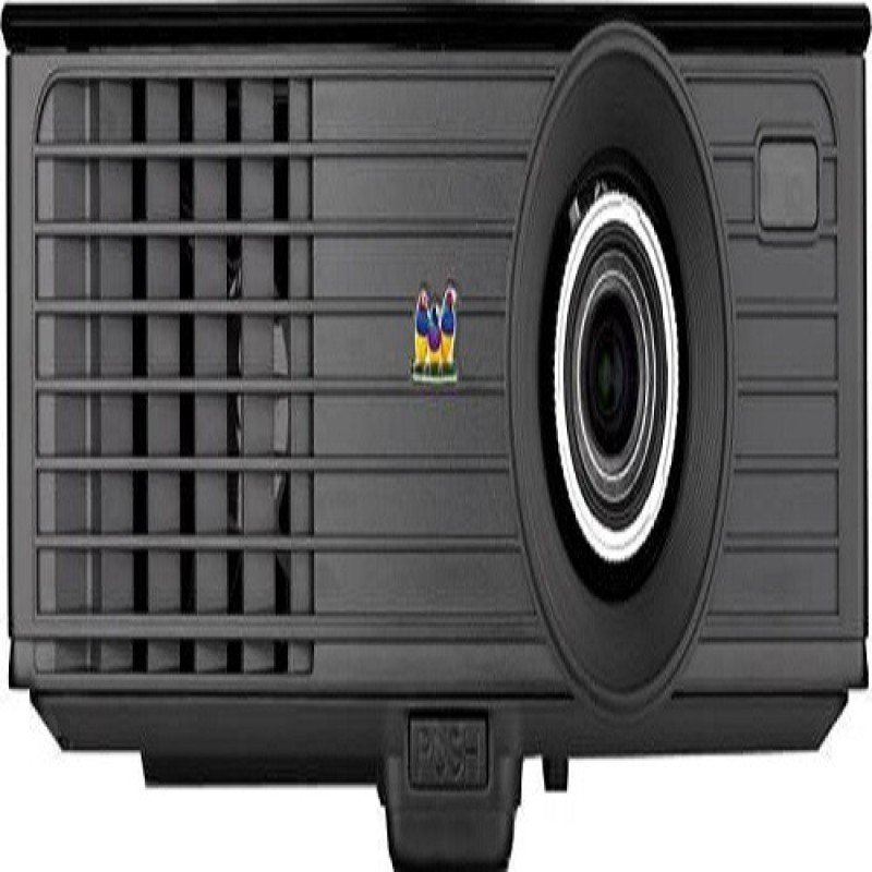 View Sonic PJD-5126 Portable Projector(Black)