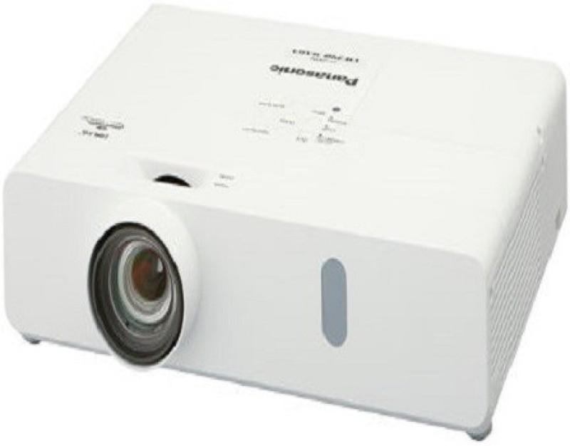 Panasonic PT-VX415NZD Portable Projector(White)