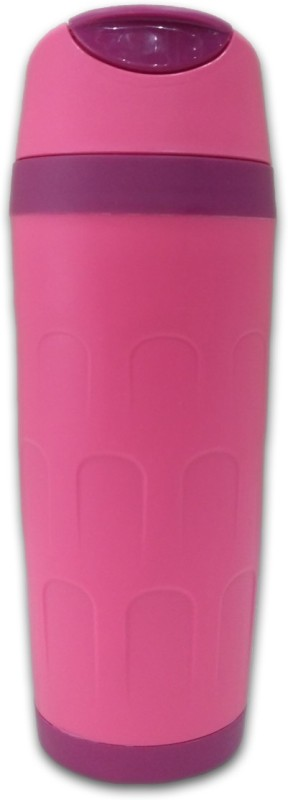 Toys Factory Water Bottle Double Layer - 250 ml(Pink, Purple)