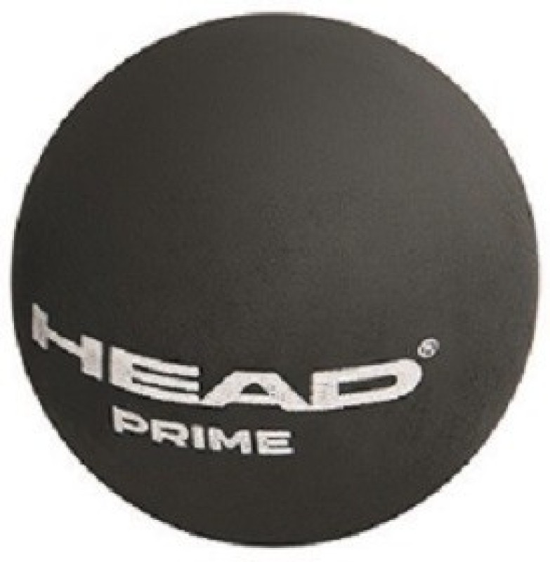 Head Prime Squash Ball Squash Ball(Pack of 1, Black)