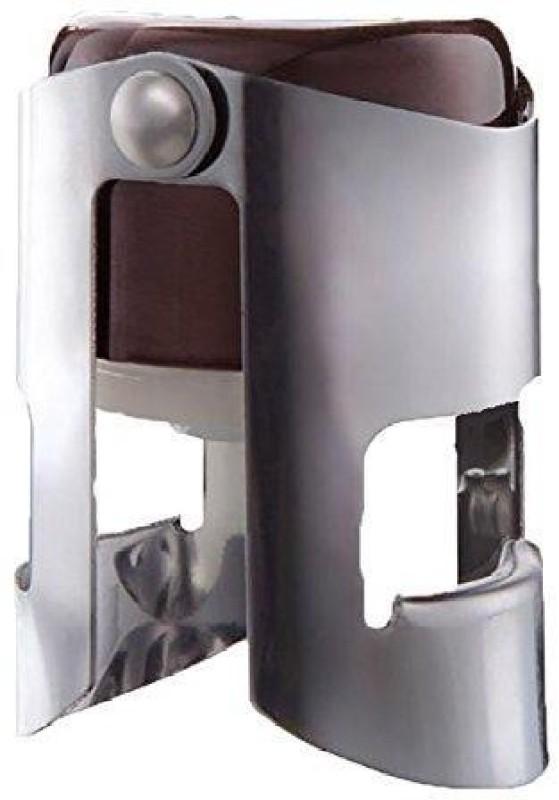 Vacu Vin Corkscrew Brown Stainless Steel Twisting Pull Corkscrew