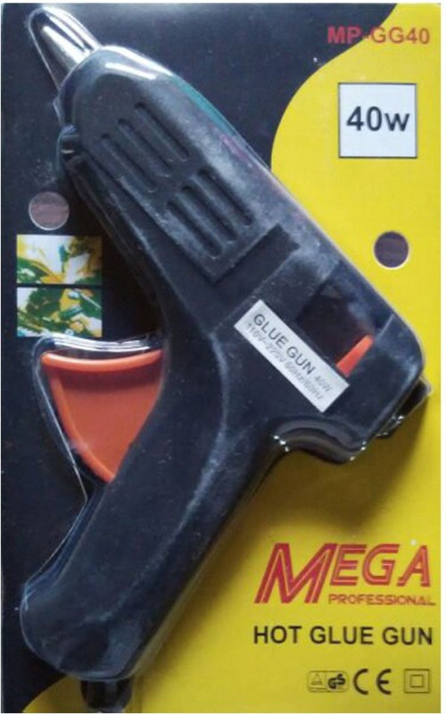 Mega MP GG 40 W 3GS-03 Standard Temperature Corded Glue Gun(11 mm)