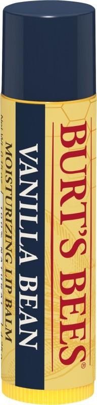 Burts Bees 100% Moisturizing Lip Balm, 4.25 grams, Vanilla Bean(4.25 g)