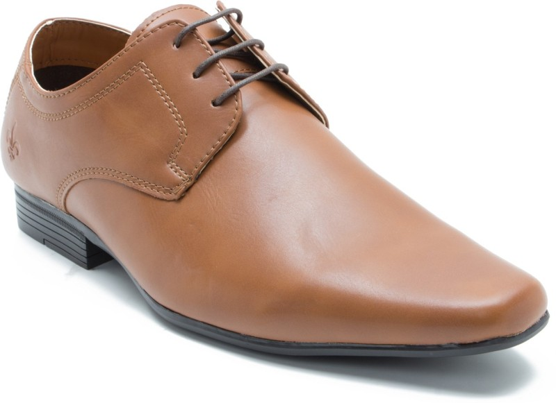 Bond Street By Red Tape Men Formal Lace Up(Tan)