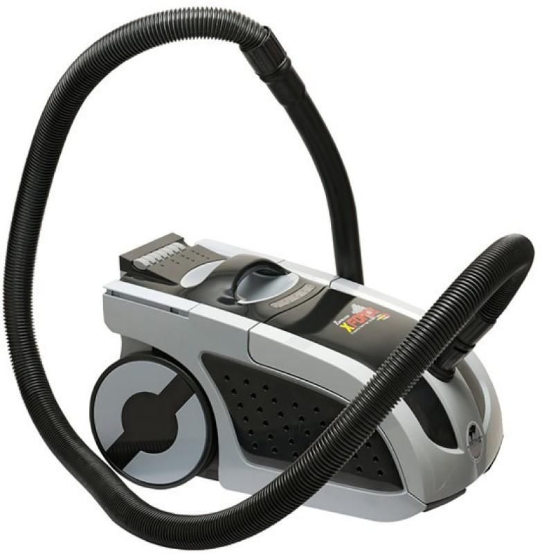 Eureka Forbes Euroclean Xforce Dry Vacuum Cleaner(Black, Silver)