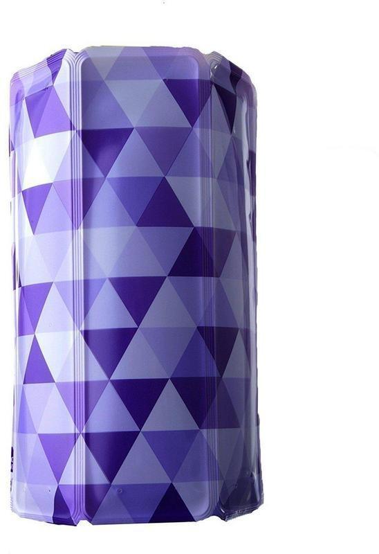 Vacu Vin Bottled Wine Cooler(Purple, 750 Bottles)