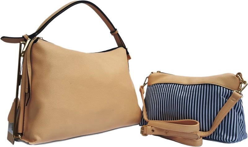 1TRENDZ Hand-held Bag(Multicolor)