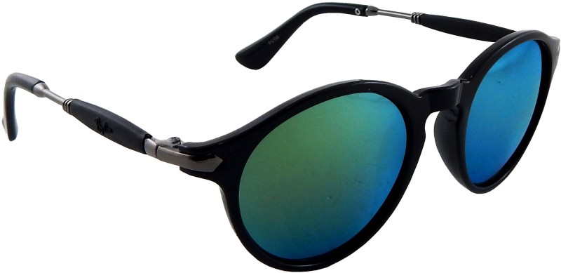 ELS Round Sunglasses(Green) image