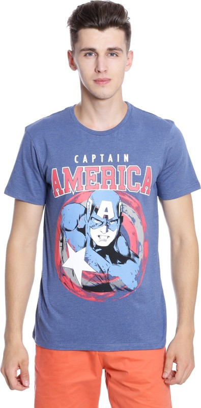 f6d97b109 Captain America Men T-Shirts & Polos Price List in India 13 July ...