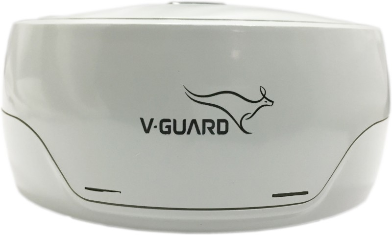 V Guard Stabilizer for fridge upto 300 ltr VG-50 Voltage Stabilizer(Grey)