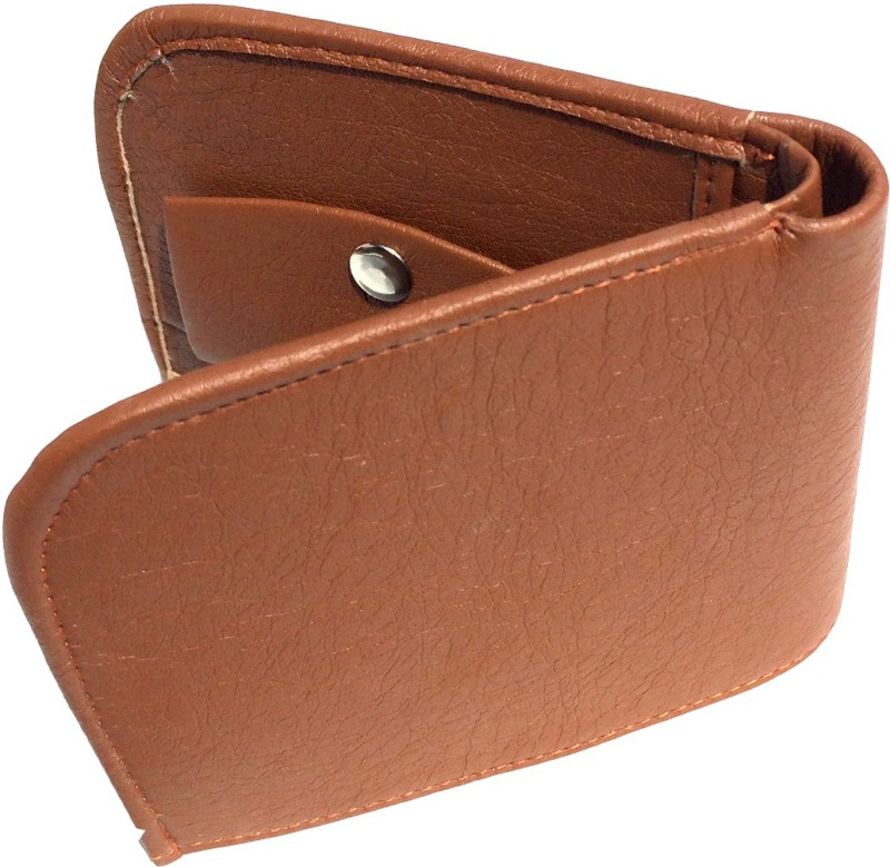 FRIENDS & COMPANY Men Brown, Black, Tan Genuine Leather Wallet(8 Card Slots)