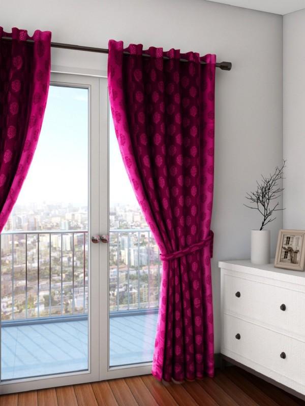 check MRP of swayam door curtains Swayam