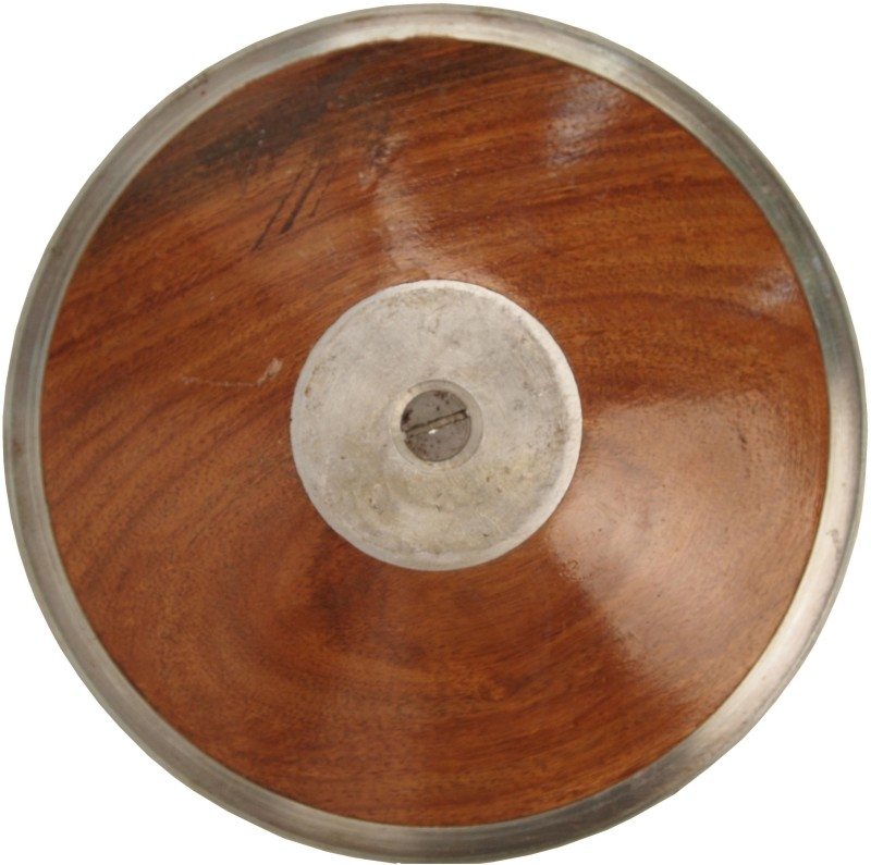 SYNDICATE DISCUSS THROW - 2KG Wooden Discus Throw Disc(2 kg)