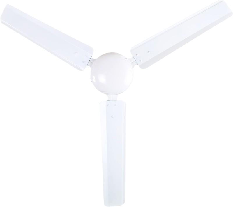 Sameer i-Flo Dust proof 3 Blade Ceiling Fan(White)