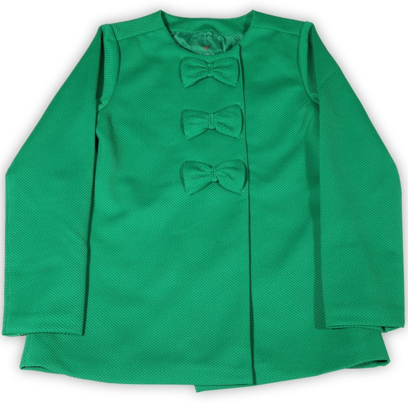 Allen Solly Junior Full Sleeve Self Design Girls Jacket